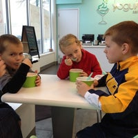 Photo taken at Yogurtini by Rayna A. on 10/13/2012