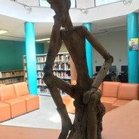 Photo taken at Biblioteca Pública Manuel Gutiérrez Najera by Rodolfo C. on 7/18/2017