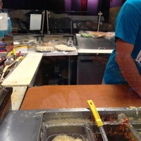 Photo taken at Blue Coast Burrito by Michael H. on 9/23/2012