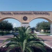 Photo taken at Florida International University by Fer on 7/7/2013