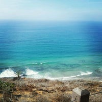 Photo taken at Torrey Pines State Natural Reserve by Samantha O. on 9/22/2012