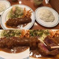 Das Foto wurde bei 洋食 ゲンジ von doyyle am 4/30/2016 aufgenommen