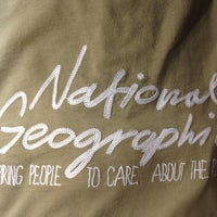 Photo taken at National Geographic Store by Clarke B. on 6/5/2013