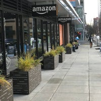 Photo taken at Amazon@Downtown Portland by Ed V. on 12/20/2017