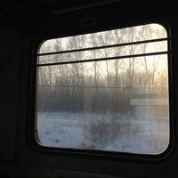 Foto tirada no(a) Ст. Мясокомбинат por Алексей 🎸🎶 Г. em 12/31/2012