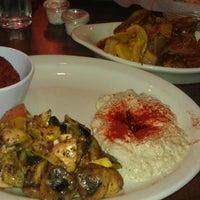 รูปภาพถ่ายที่ Aladdin's Mediterranean Cuisine โดย Diane N. เมื่อ 1/9/2013