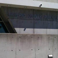 Photo taken at Richland Library - Main Library by Antoine J. on 9/23/2012