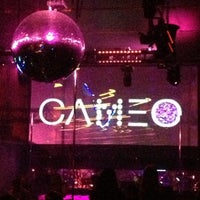 Photo taken at Cameo Nightclub by Edith on 11/10/2012