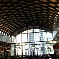 Photo taken at IIT Chicago-Kent Law Library by Josh L. on 10/8/2012