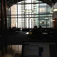 Photo taken at IIT Chicago-Kent Law Library by Josh L. on 12/10/2012