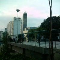 Foto scattata a Praça Franklin Roosevelt da Vilmar b. il 11/20/2012