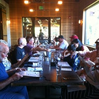 Photo taken at Q Roadhouse & Brewing Co. by Tara C. on 7/20/2013
