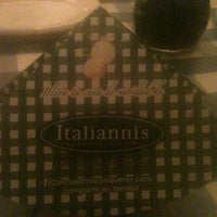 Photo taken at Italianni's by Martha L. on 12/7/2012