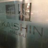 Photo taken at Kaishin Malibu by Teresa on 5/4/2013