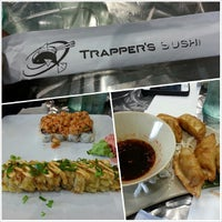 Photo taken at Trapper's Sushi by Jerrol A. on 9/24/2013