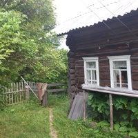 Photo taken at Шереньга by Anastasia N. on 7/16/2013