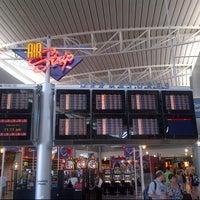Photo taken at Terminal 1 by Matteo A. on 7/5/2013
