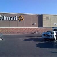 Photo taken at Walmart Supercenter by Matteo A. on 7/9/2013