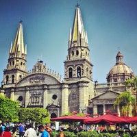 Photo taken at Guadalajara by David S. on 6/30/2013