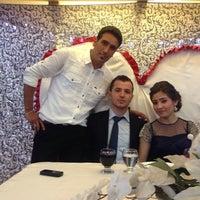 Photo taken at Saray düğün salonu by Asi G. on 4/7/2014