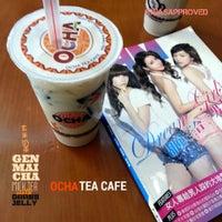 Photo taken at Ocha Tea Café by Jonas on 5/5/2013