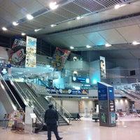 Photo taken at Niigata Airport (KIJ) by waskaz on 1/2/2013