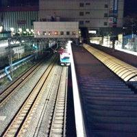 Photo taken at JR Ōimachi Station by waskaz on 11/10/2012