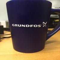 Photo taken at Grundfos Pumps Corporation by Joshua T. on 2/23/2016