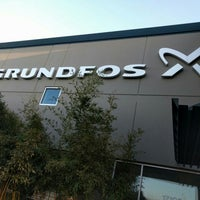 Photo taken at Grundfos Pumps Corporation by Joshua T. on 3/25/2016