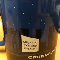 Photo taken at Grundfos Pumps Corporation by Joshua T. on 11/7/2017