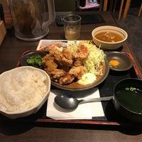 Photo taken at やきとりセンター 川崎リバーク店 by Wataru O. on 3/5/2018
