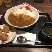 Photo taken at やきとりセンター 川崎リバーク店 by Wataru O. on 4/25/2018