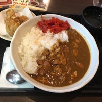 Photo taken at やきとりセンター 川崎リバーク店 by Wataru O. on 4/12/2018