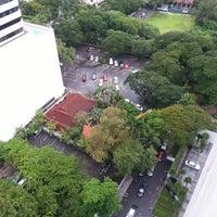 Photo taken at Wattana Wittaya Academy by Nat C. on 8/30/2013