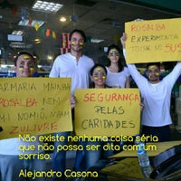 Photo taken at Posto Planalto (BR) by Ivenio H. on 6/23/2013