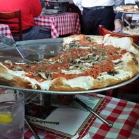 Photo taken at Brooklyn's Brick Oven Pizzeria by Mounira G. on 4/5/2014