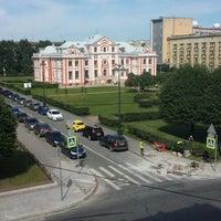 Photo taken at Knauf Petroboard by Сергей Д. on 7/30/2013