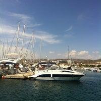 Photo taken at Limassol Marina by Yoni B. on 9/20/2013