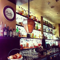 Photo taken at Absinthe Brasserie & Bar by herman c. on 1/12/2013