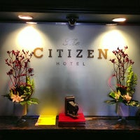 Photo taken at The Citizen Hotel, Autograph Collection by herman c. on 5/1/2013