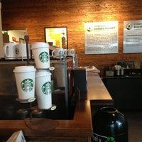 Photo taken at Starbucks by Jeziel S. on 4/5/2013