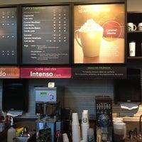 Photo taken at Starbucks by Jeziel S. on 10/16/2012