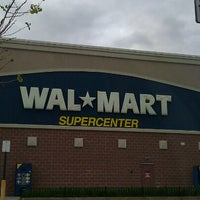Photo taken at Walmart Supercenter by LEE 1. on 10/6/2012