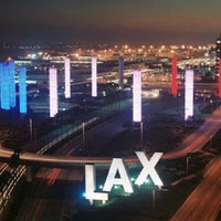 Photo taken at Los Angeles International Airport (LAX) by Anthony S. on 10/16/2013