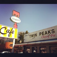 Photo taken at Twede's Cafe by Gypsy R. on 10/4/2012