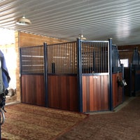 Photo taken at Baraka Arabians by Tracie M. on 3/14/2014