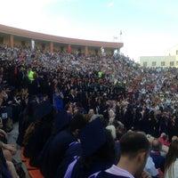 Photo taken at Başkent Üniversitesi by Fatma Nur İ. on 6/28/2013