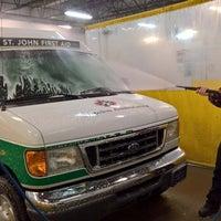 Kingsway car wash car wash in edmonton photo taken at kingsway car wash by dean s on 4282017 solutioingenieria Gallery