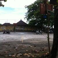 Photo taken at SMAN 1 Kuta Utara by Puja Setiawan on 4/9/2013