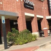 Photo taken at Caposhi by Kristen O. on 10/4/2012